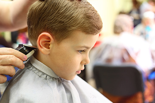 coiffure adolescent