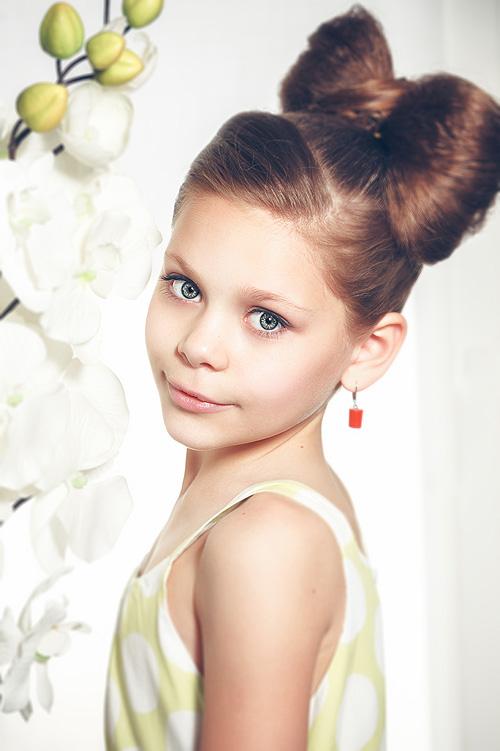 coiffure jeune fille