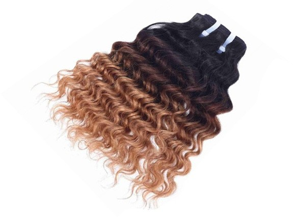 Les coiffures à la mode avec les extensions de cheveux